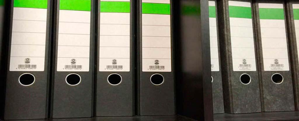 Gobierno acelera una ley de sistematización de archivo común en toda la Provincia