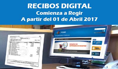 Recibos Digital 2017