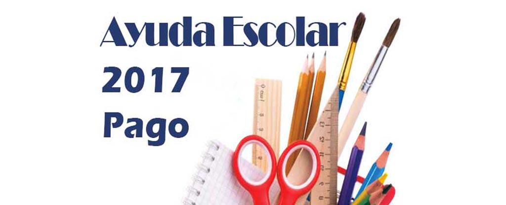 Ayuda Escolar 2017